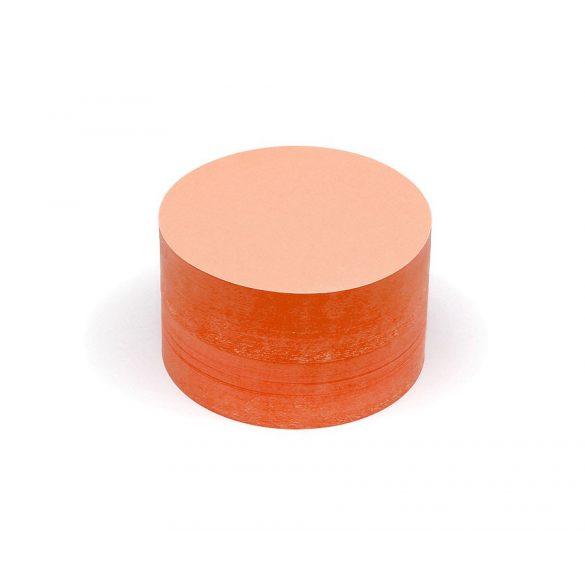 Carduri Moderare Training Neuland Pin-It, Rotunde, Medii, Ø 14 cm, 500 buc, Portocaliu