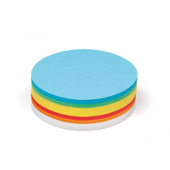 Carduri Moderare Training Neuland Pin-It, Rotunde, Ø 19,5 cm, 250 buc, culori asortate