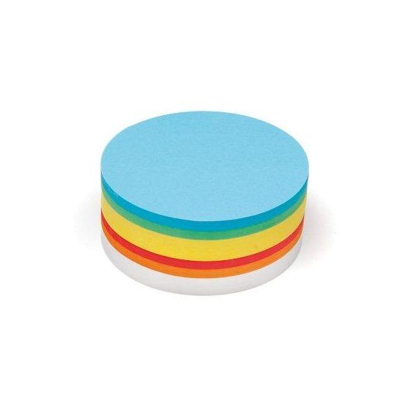 Carduri Moderare Training Neuland Pin-It, Rotunde, Mari, Ø 19,5 cm, 500 buc, set culori asortate