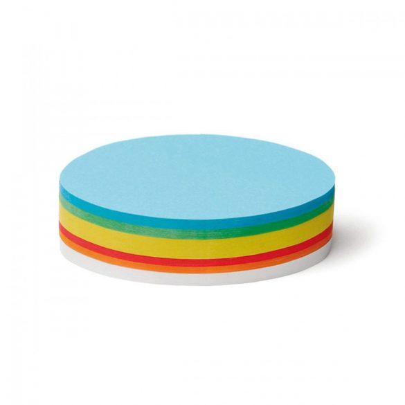 Carduri Moderare Training Neuland Pin-It, Ovale, 11 x 19 cm, 250 buc, set culori asortate