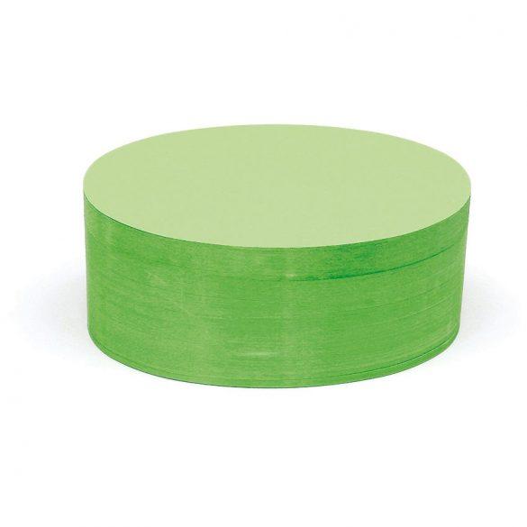 Carduri Moderare Training Neuland Pin-It, Ovale, 11 x 19 cm, 500 buc, Verde