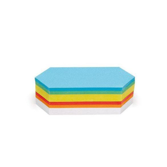 Carduri Moderare Training Neuland Pin-It, Romb,  9,5 x 20,5 cm, 250 buc, set culori asortate