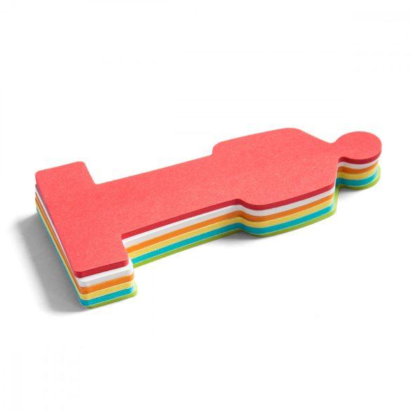 Notite Adezive, Neuland Stick-It, 150 file, model Omuleti