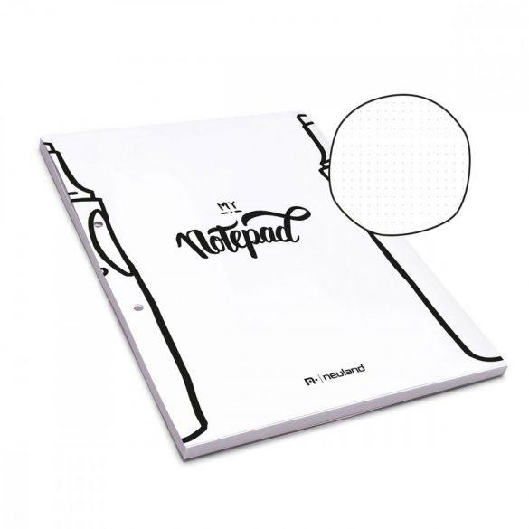 my Notepad - Alb, 50 file