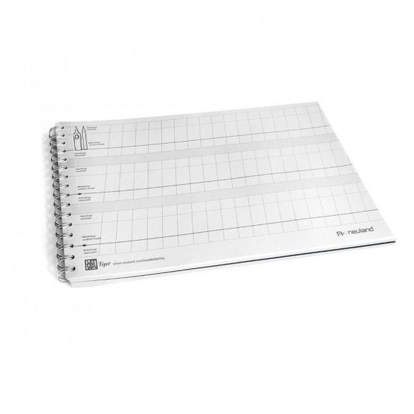 Caiet Caligrafie Handlettering Learning Pad to Go