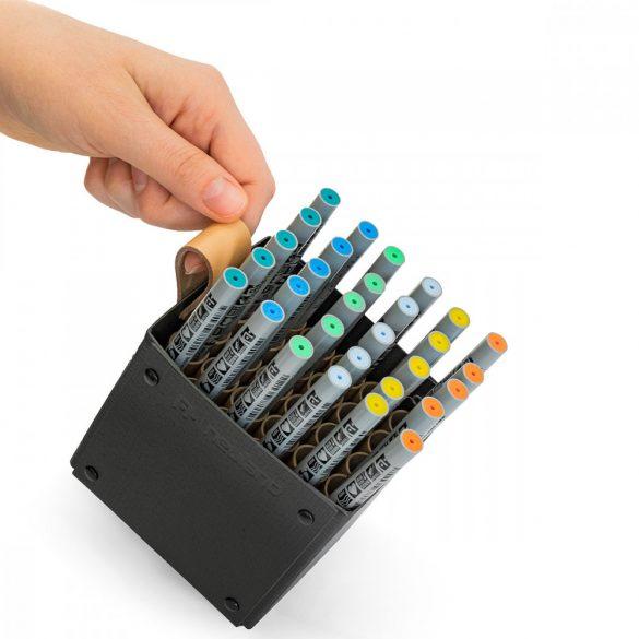 Cutie pentru markere Novario® Markerbox S
