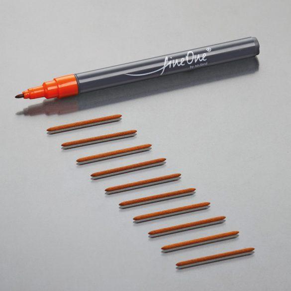 Set rezerve vârf rotund pentru marker  Neuland FineOne®  0,8 mm