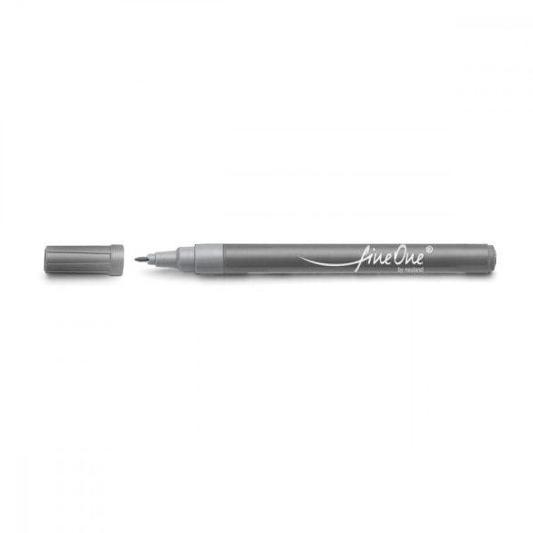 Fineliner Neuland FineOne® 0.8 mm: Gri deschis (102)