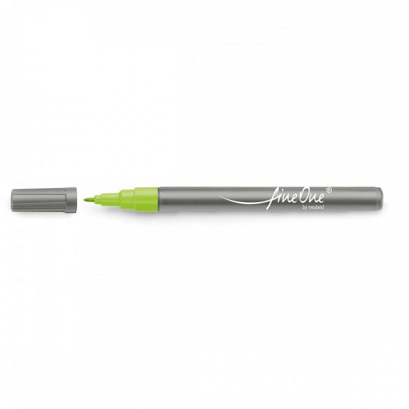 Fineliner Neuland FineOne® 0.8 mm: Verde Deschis (401)