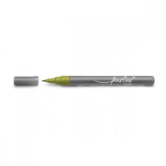 Fineliner Neuland FineOne® 0.8 mm: Olive (402)