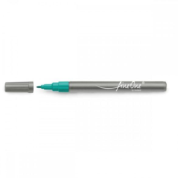 Fineliner Neuland FineOne® 0.8 mm: Verde Neon (405)