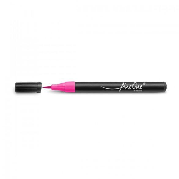 fineOne by Neuland®, brush nib 0.5-5 mm - Pink