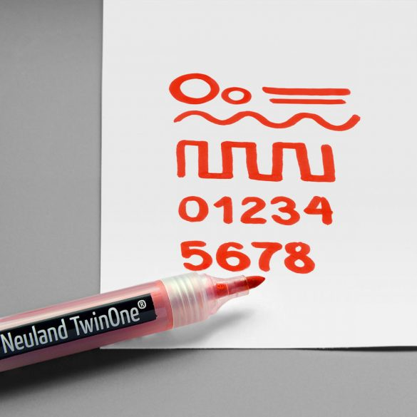 Rezerve vârfuri Neuland TwinOne® - vârf rotund - 10/set