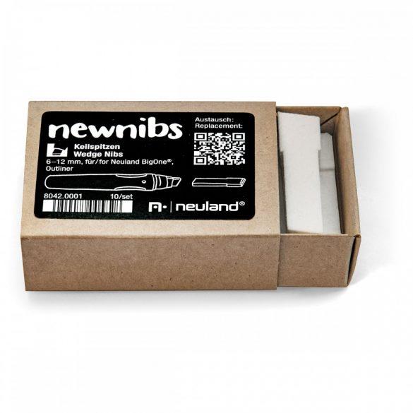 Set rezerve varf tesit 6-12 mm pentru markere Neuland BigOne®