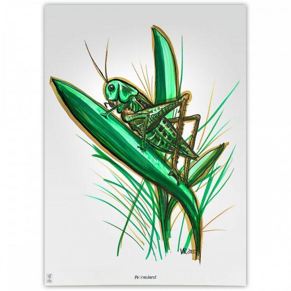 Set flipchart marker Neuland No.One®, varf tesit, 2-6 mm, 5 culori/set, Set nr. 12: Back to Green