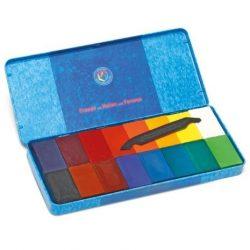 Set Creioane Cerate Stockmar: 16 culori