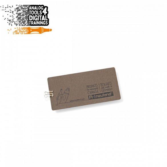 Neuland Clipboard 21.5 x 11.5 cm