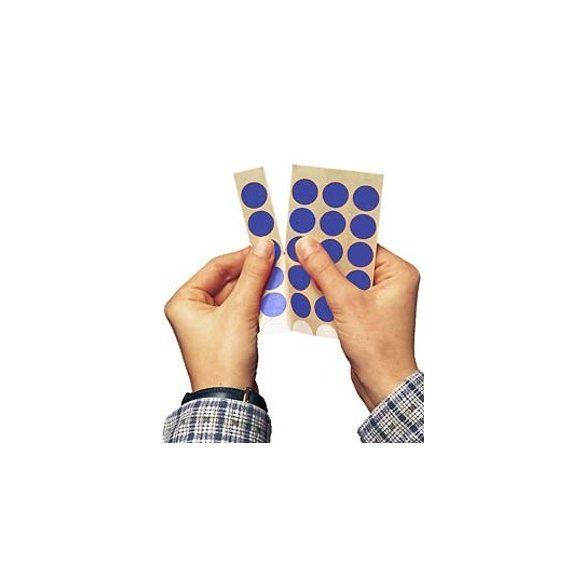 Etichete Bulina 20 mm, Albastru