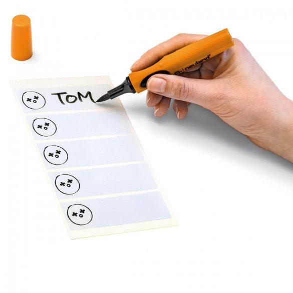 Etichete autocolante Name Tag cu emoticons