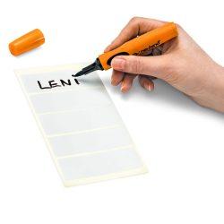 Etichete autocolante goale Name Tag