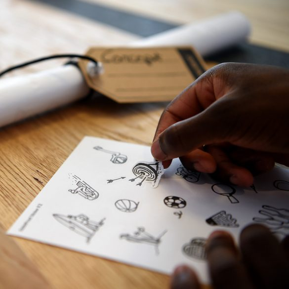 Stickere BulletProof pentru Bullet Journaling