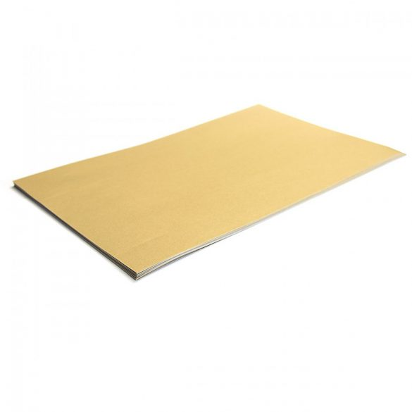 Foaie corectoare pentru hartie Pinboard, Maro