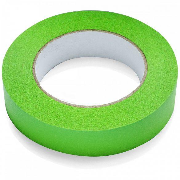 Banda adeziva de hartie, Artist Tape, 54,8 m lungime, 25,4 mm latime, Verde