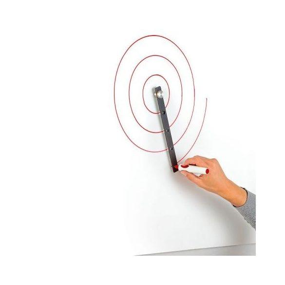 Compas Magnetic pentru tabla alba Whiteboard
