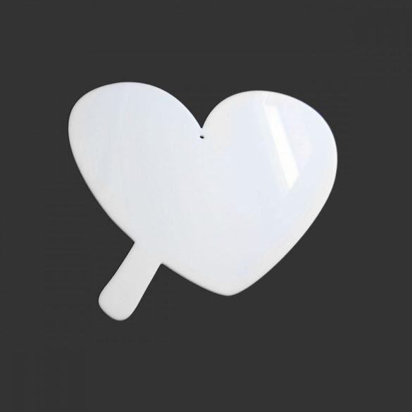 Pictograme pentru Afirmatii Vizuale, ShapeOne, 29 x 28 cm, simbol Inima