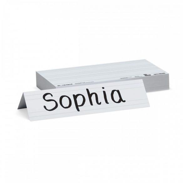 Etichete carton Name Tag de masă