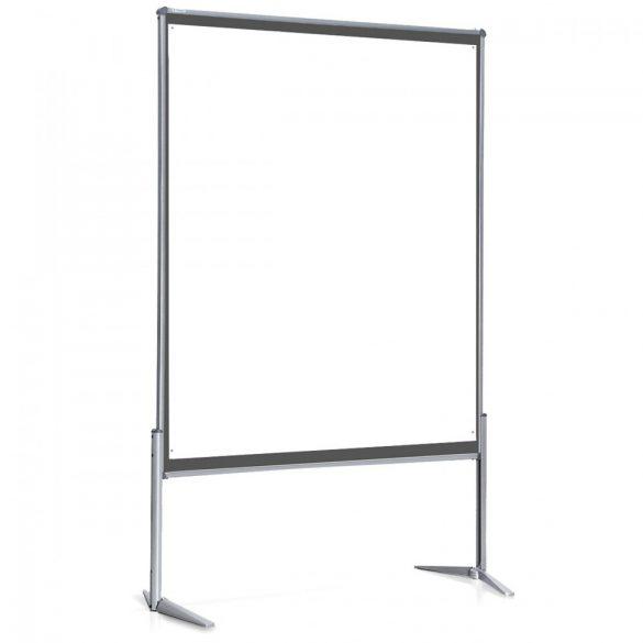 Hartie tabla Pinboard, alb lucios, 50 file, 80 g / m²