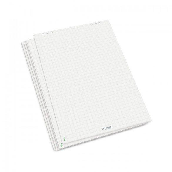 Hartie Flipchart, liniatură matematică, 200 coli/top, alb lucios
