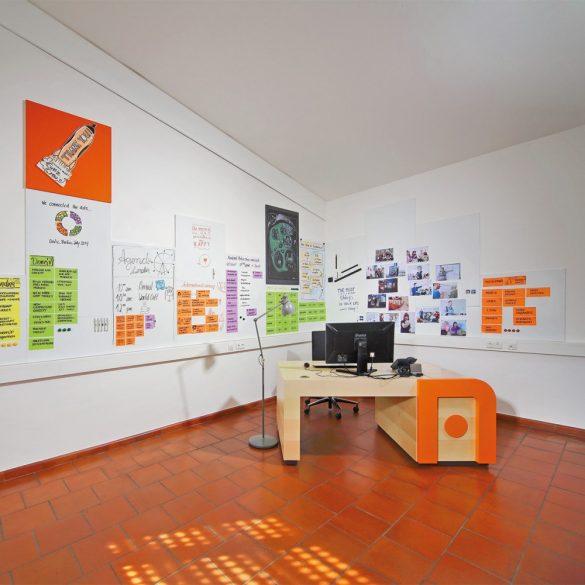 Panou whiteboard ProcessWall 75 x 37,5 cm
