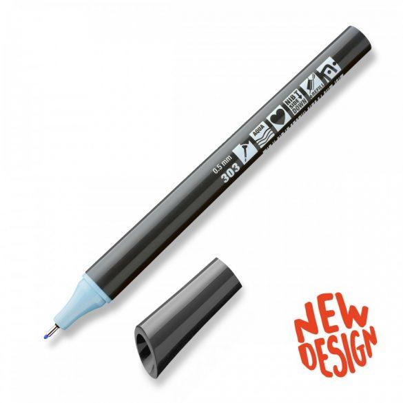 Sketchmarker Neuland FineOne® Sketch, 0.5 mm, Albastru Pastel (303)