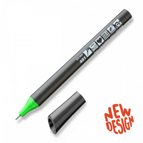 Sketchmarker Neuland FineOne® Sketch, 0.5 mm, Verde Deschis (401)