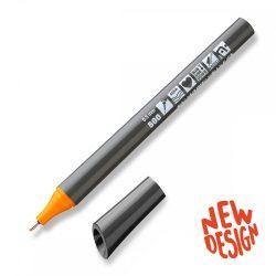 Fineliner Neuland FineOne® Sketch, 0.5 mm – Galben Intens