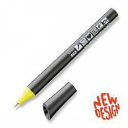 Fineliner Neuland FineOne® Sketch, 0.5 mm – Galben Pastel
