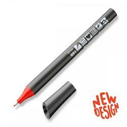 Fineliner Neuland FineOne® Sketch, 0.5 mm – Portocală Roșie