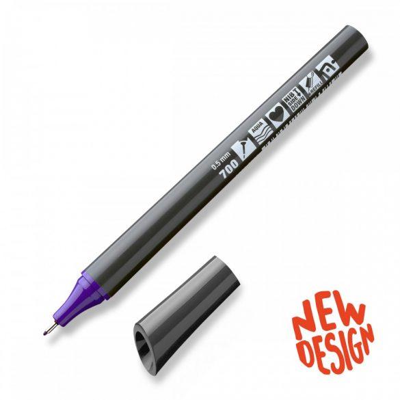 Sketchmarker Neuland FineOne® Sketch, 0.5 mm, Violet (700)