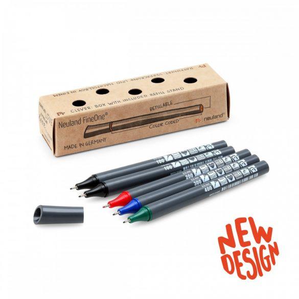 Set Sketchmarker Neuland FineOne® Sketch , 5/sets. Set nr. 1