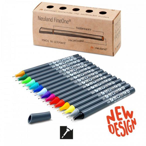 Set Markere Neuland FineOne® Sketch 0,5 mm, Set Nr. 15-1