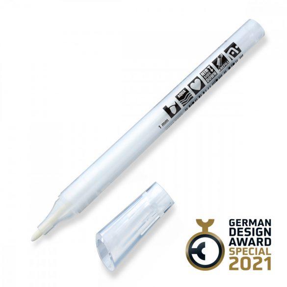 Fineliner Neuland FineOne®, vârf rotund 1mm – fără cerneală