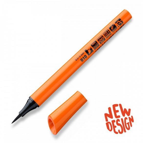 Marker Outliner Neuland FineOne®, vârf pensulă, 0,5 - 5 mm