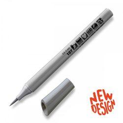 Marker Neuland FineOne® Art, 0.5-7 mm, vârf pensulă, Gri 4 (107)