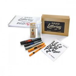 Set Neuland pentru Scriere Caligrafica - Handlettering Kit