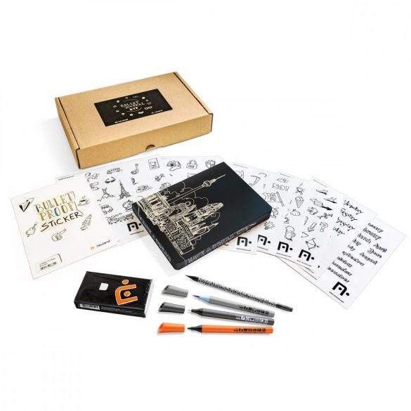 Neuland Bullet Journaling Kit
