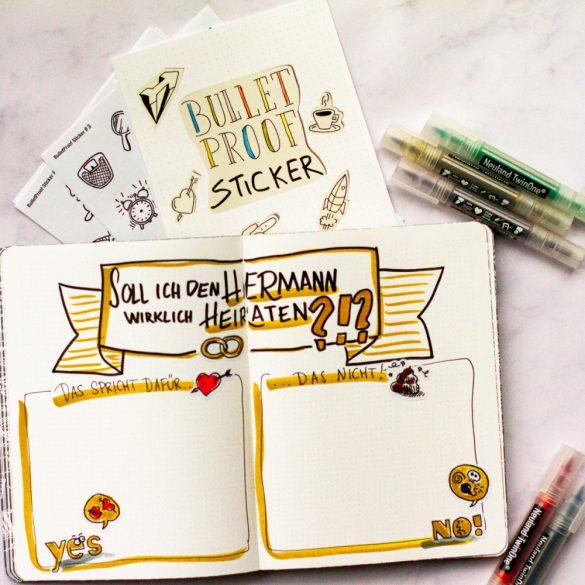 Kit Bullet Journal
