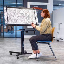 Panou prezentare GraphicWally® Starter Kit