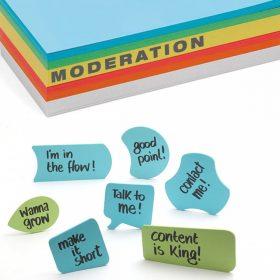 NOTITE ADEZIVE WORKSHOP STICK-IT CARDS